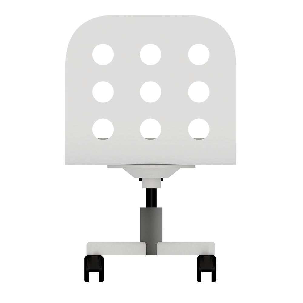 objets bim et cao jules chaise de bureau junior 2 ikea. Black Bedroom Furniture Sets. Home Design Ideas