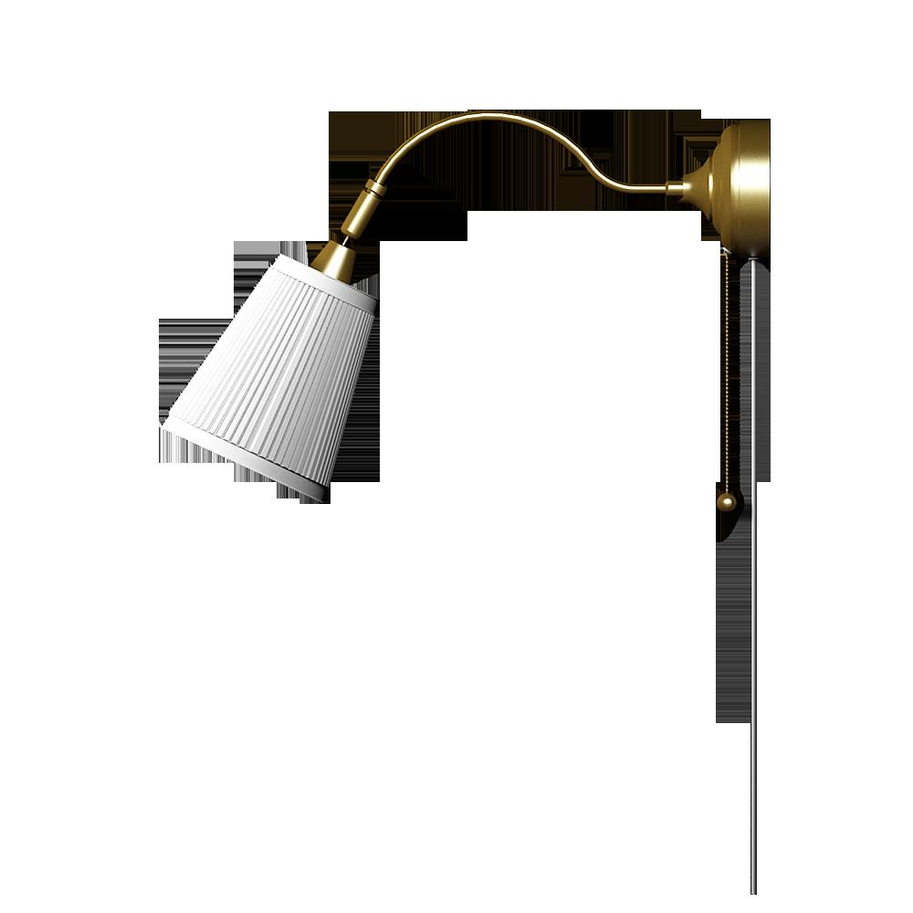 cad and bim object arstid wall lamp ikea. Black Bedroom Furniture Sets. Home Design Ideas