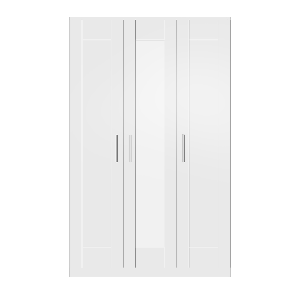 objets bim et cao rimnes armoire penderie a 3 portes ikea. Black Bedroom Furniture Sets. Home Design Ideas