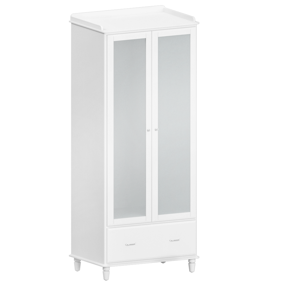 Objets bim et cao tyssedal armoire penderie ikea for Armoire penderie