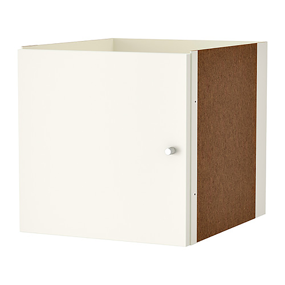 Cad And Bim Object Kallax White Door Block Ikea # Kallax Blanc