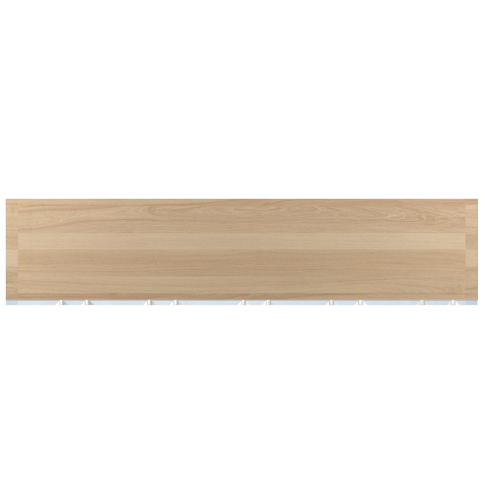 objets bim et cao kallax etagere effet chene blanchi ikea. Black Bedroom Furniture Sets. Home Design Ideas