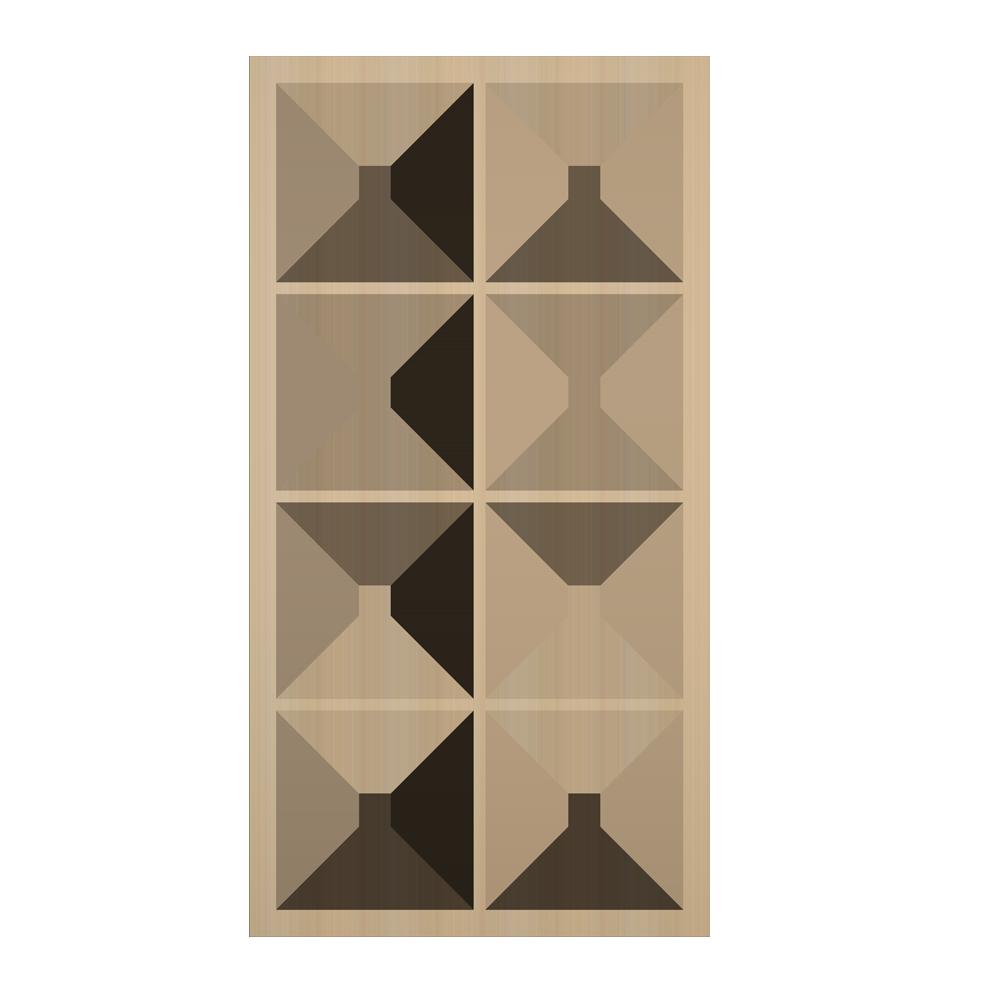 cad and bim object kallax etagere gray wood effect ikea. Black Bedroom Furniture Sets. Home Design Ideas