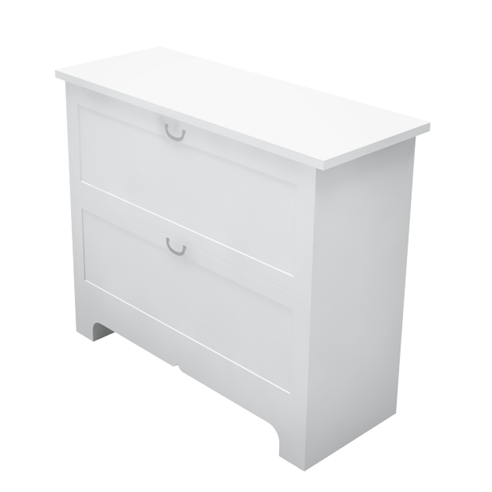 ASPELUND 2 Drawer Chest