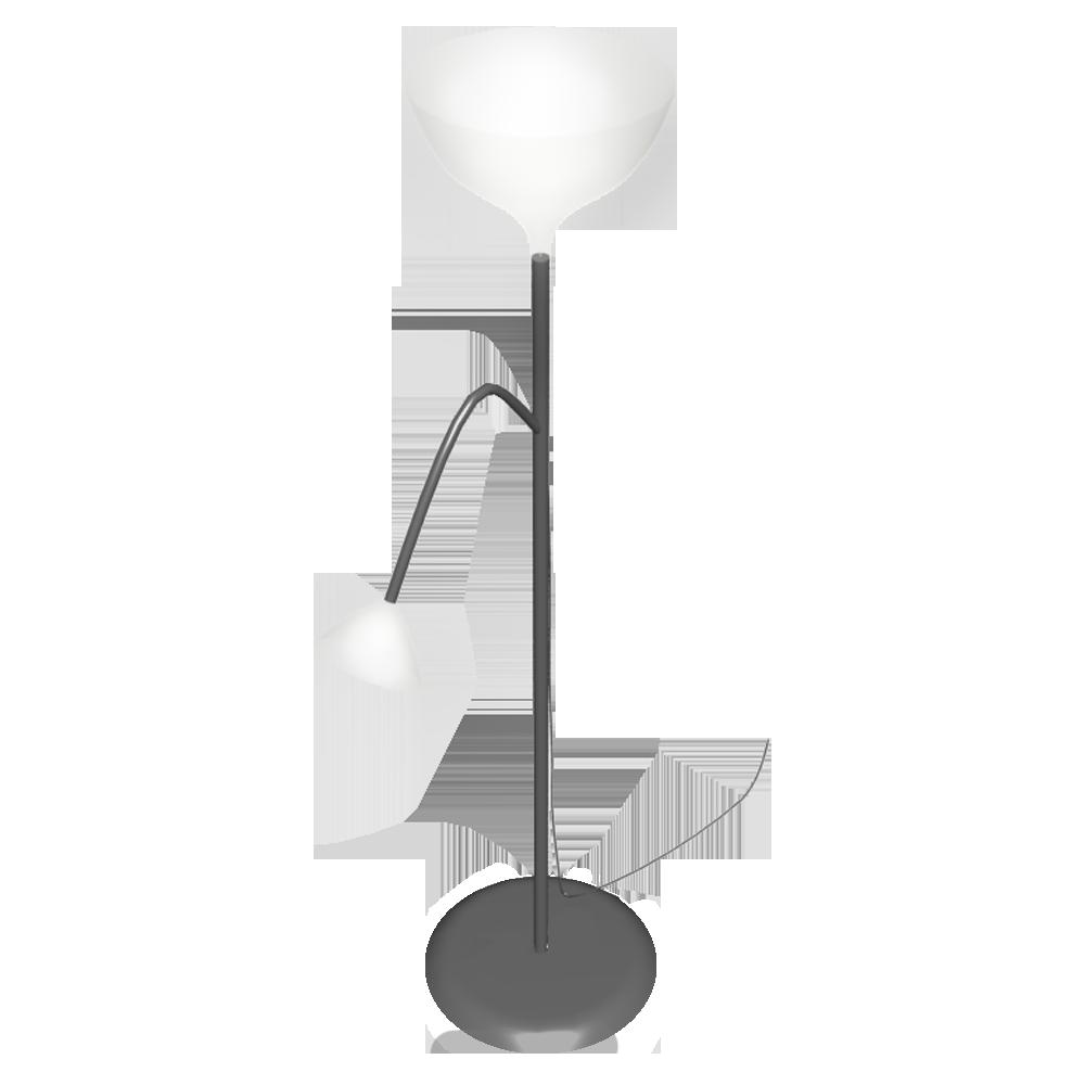 NOT Floor Lamp Variant 2  3D View