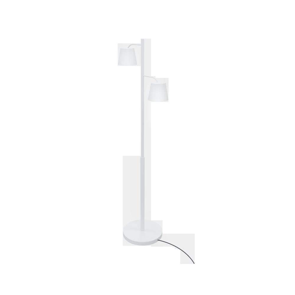 objets bim et cao tisdag lampadaire a led ikea. Black Bedroom Furniture Sets. Home Design Ideas