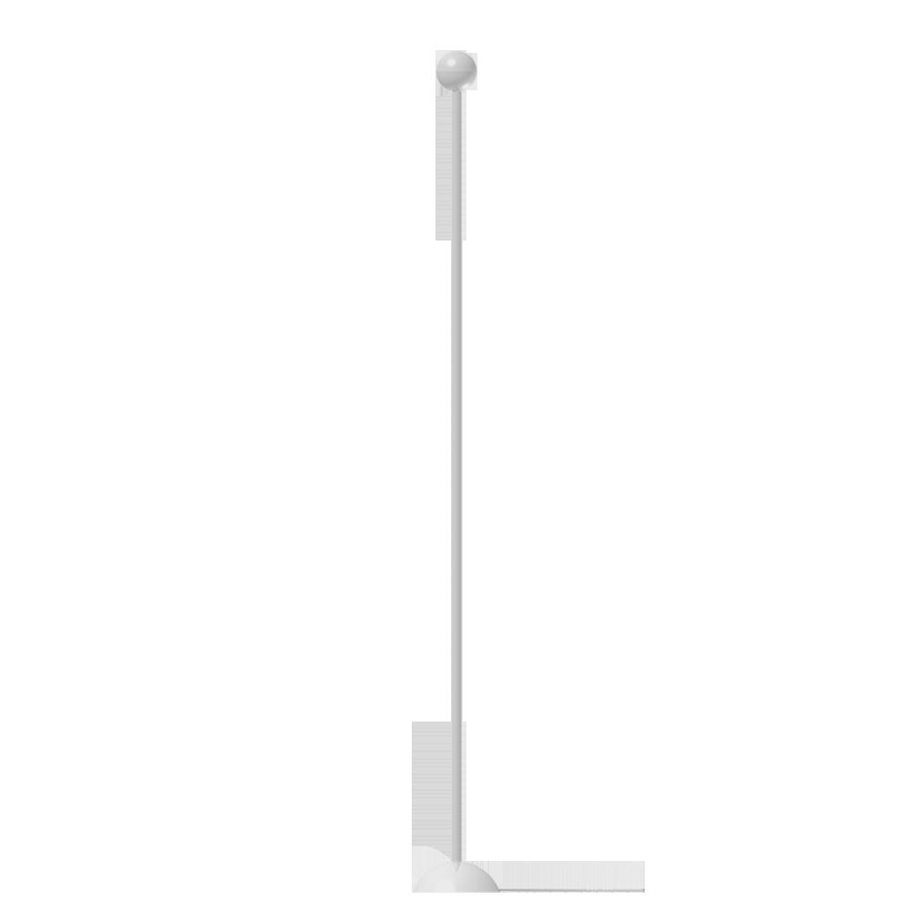 Objeto Cad E Bim Vaster Indirect Lighting Floor Lamp