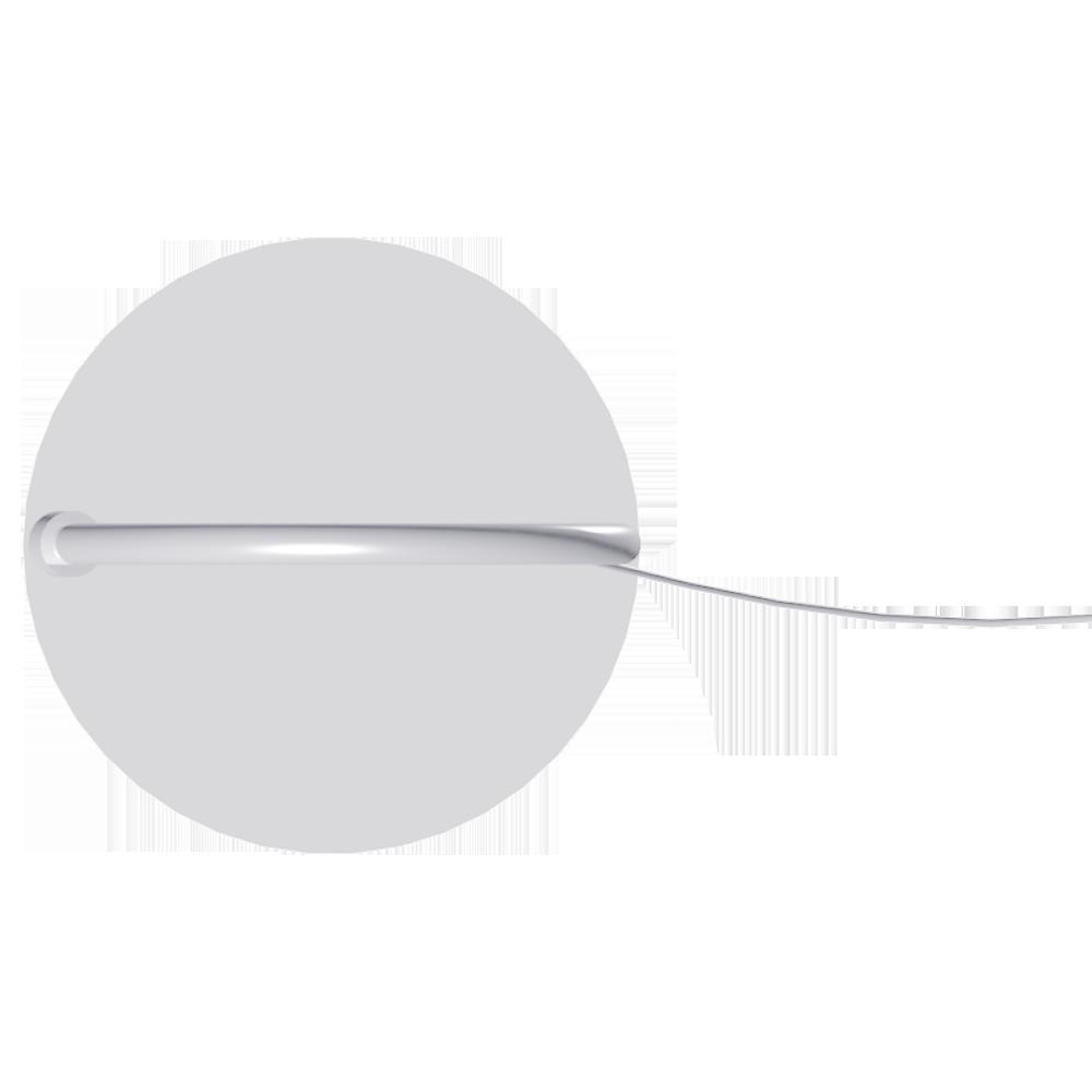Cad and bim object jansjo led floor lamp 1 variant 2 ikea for Jansjo floor lamp white