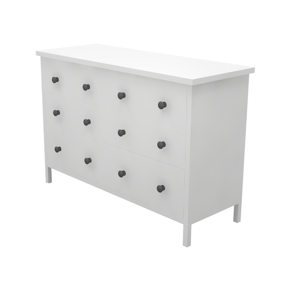 Ikea commode 8 tiroirs hoze home for Commode pin ikea