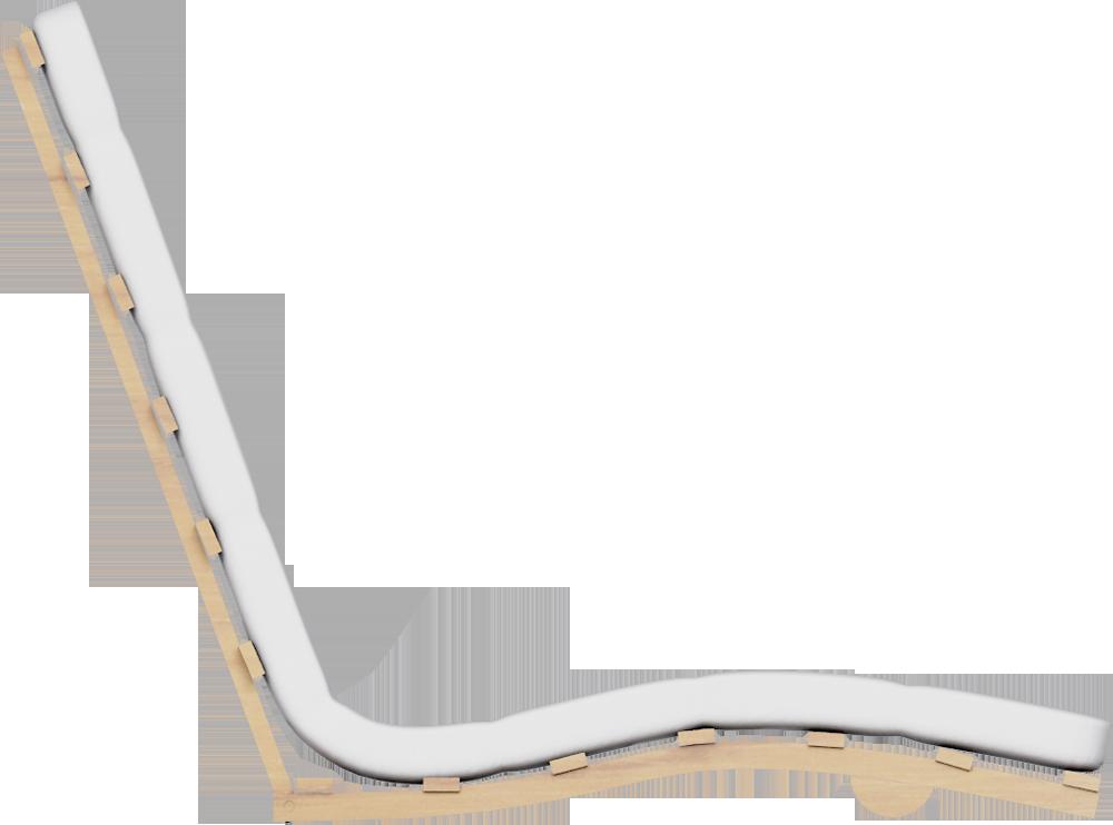 Grankulla Futon Armchair  Left