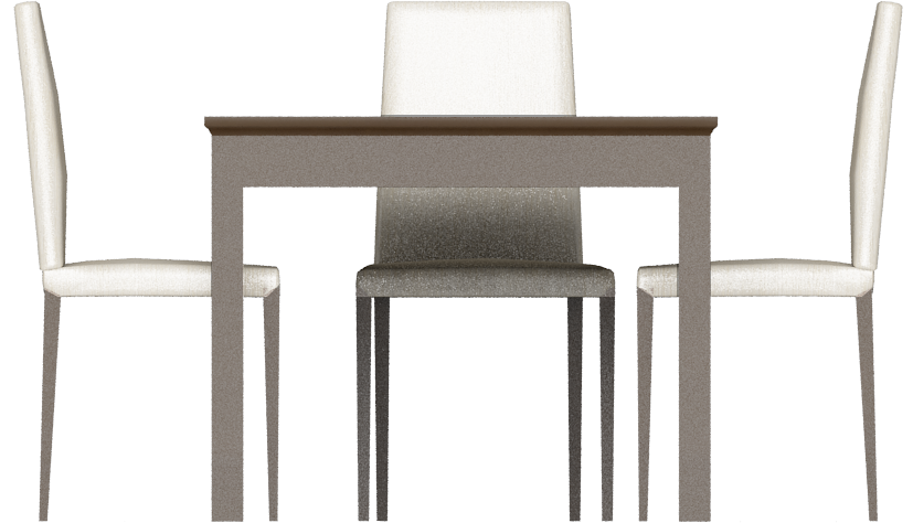Cad and bim object markor dining table 2 ikea for Table 2 personnes ikea