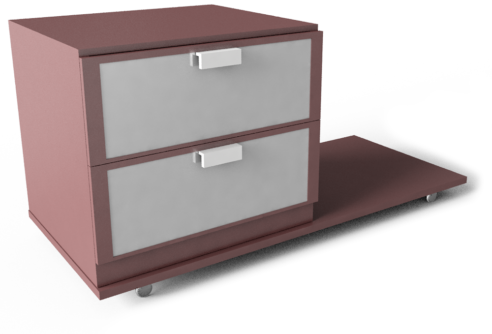 cad and bim object hopen bedside table ikea. Black Bedroom Furniture Sets. Home Design Ideas
