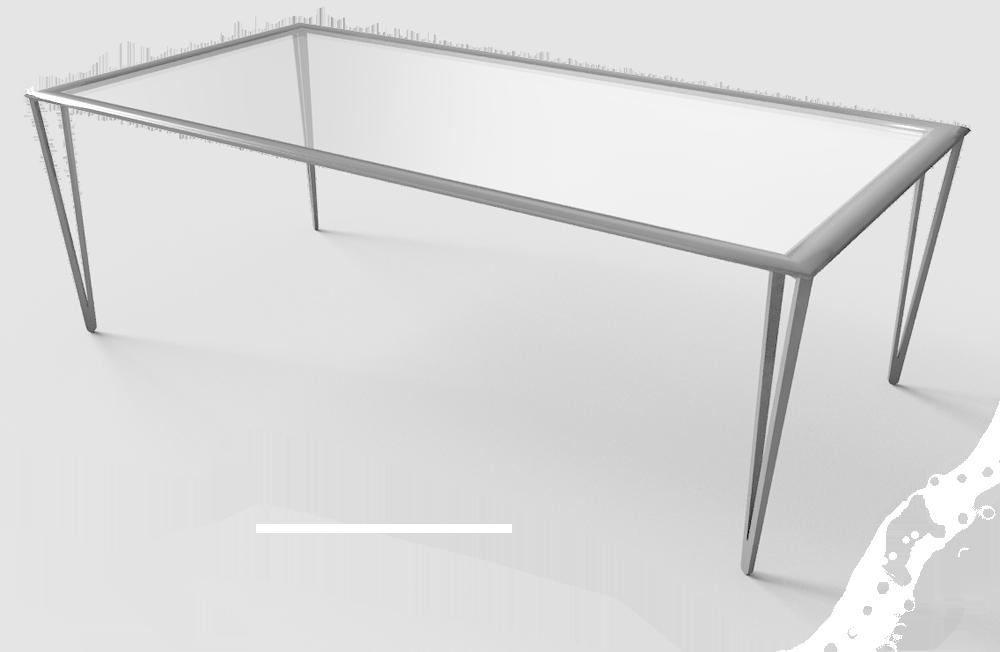 Cad and bim object vika dinning table ikea - Table d exterieur ikea ...