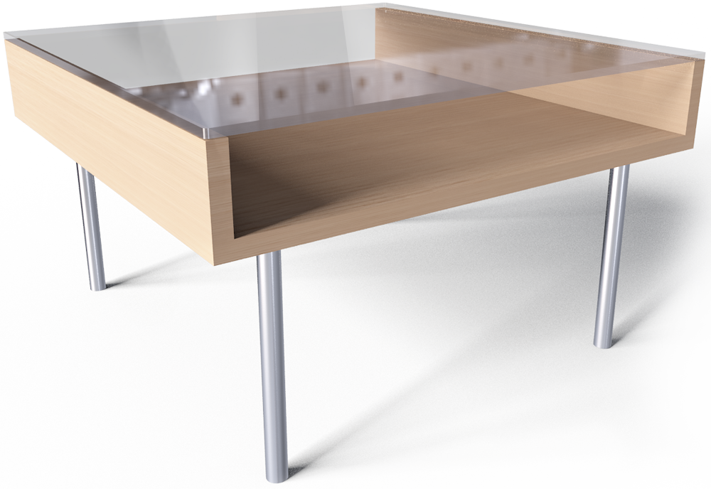 Cad And Bim Object Magiker Coffee Table Ikea