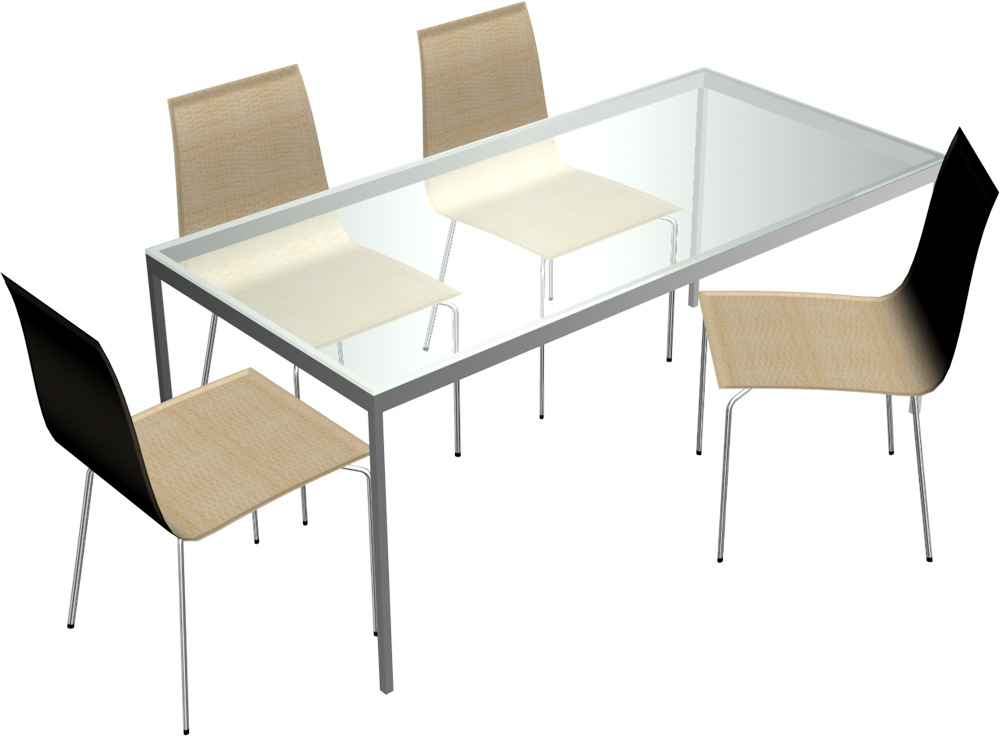 Objets Bim Et Cao Torsby Table Et 4 Chaises Ikea