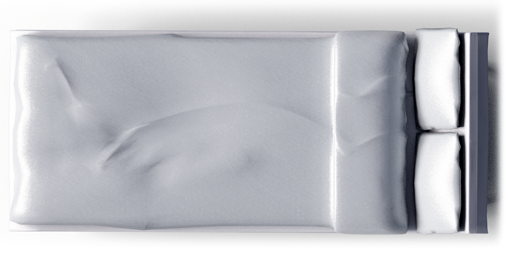 Beddinge Sofa Bed Frame  Top