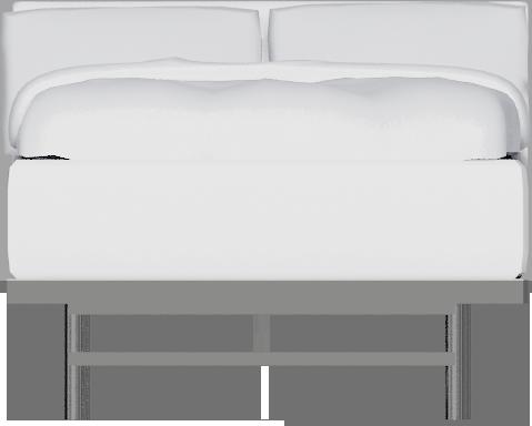 Beddinge Sofa Bed Frame  Left