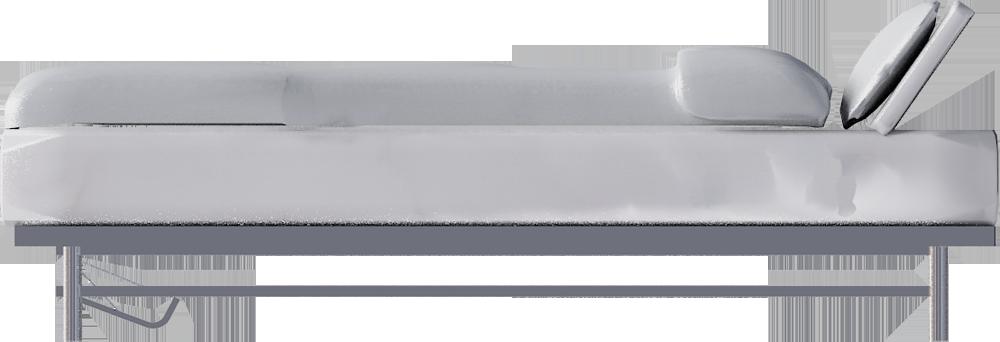 Beddinge Sofa Bed Frame  Front