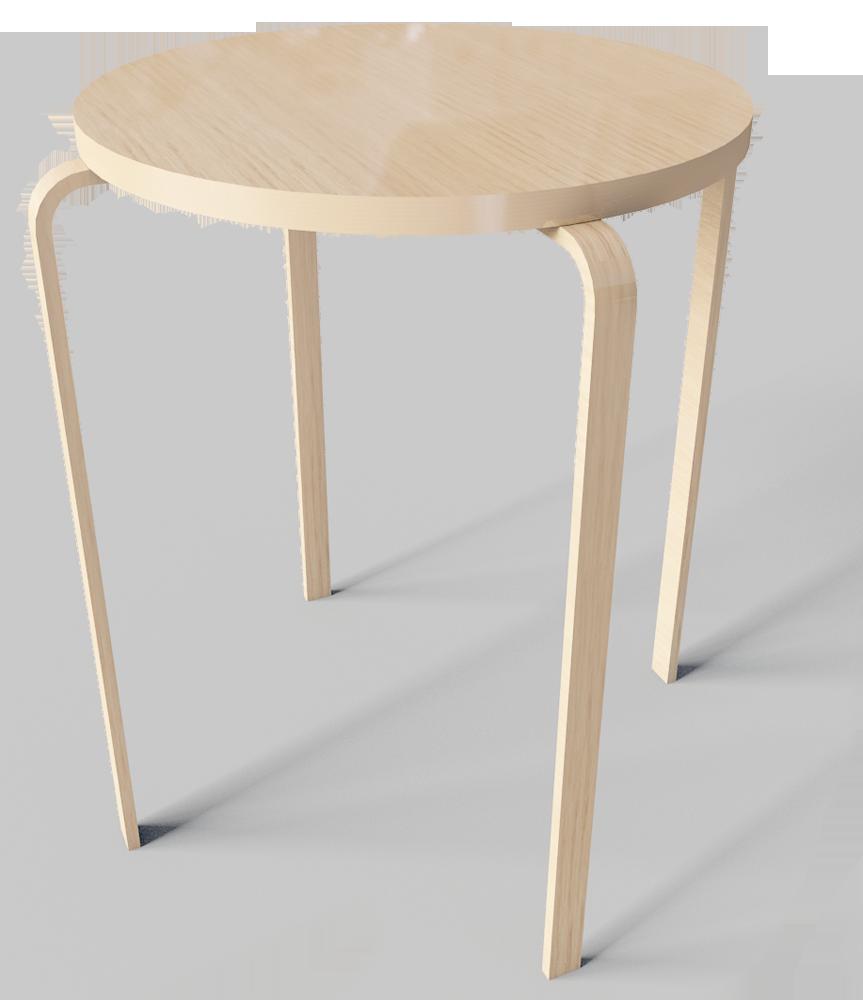 Stool Ikea: Frosta Stool
