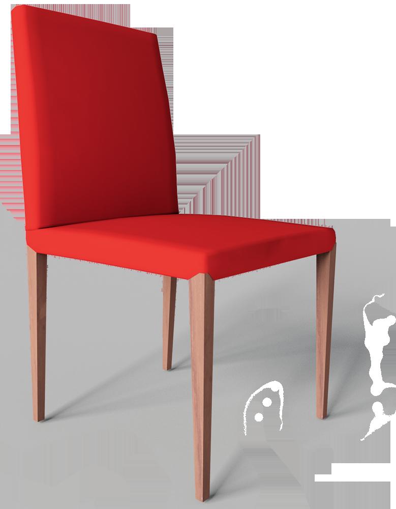 oggetto bim henriksdal chair red ikea. Black Bedroom Furniture Sets. Home Design Ideas