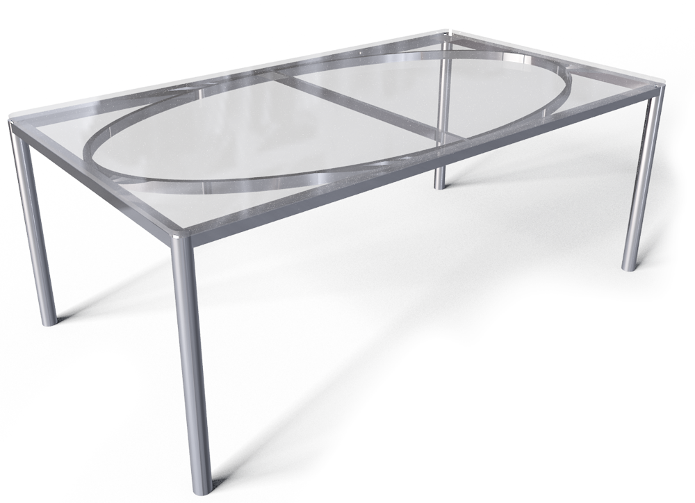 Cad And Bim Object Dalfors Coffee Table Ikea