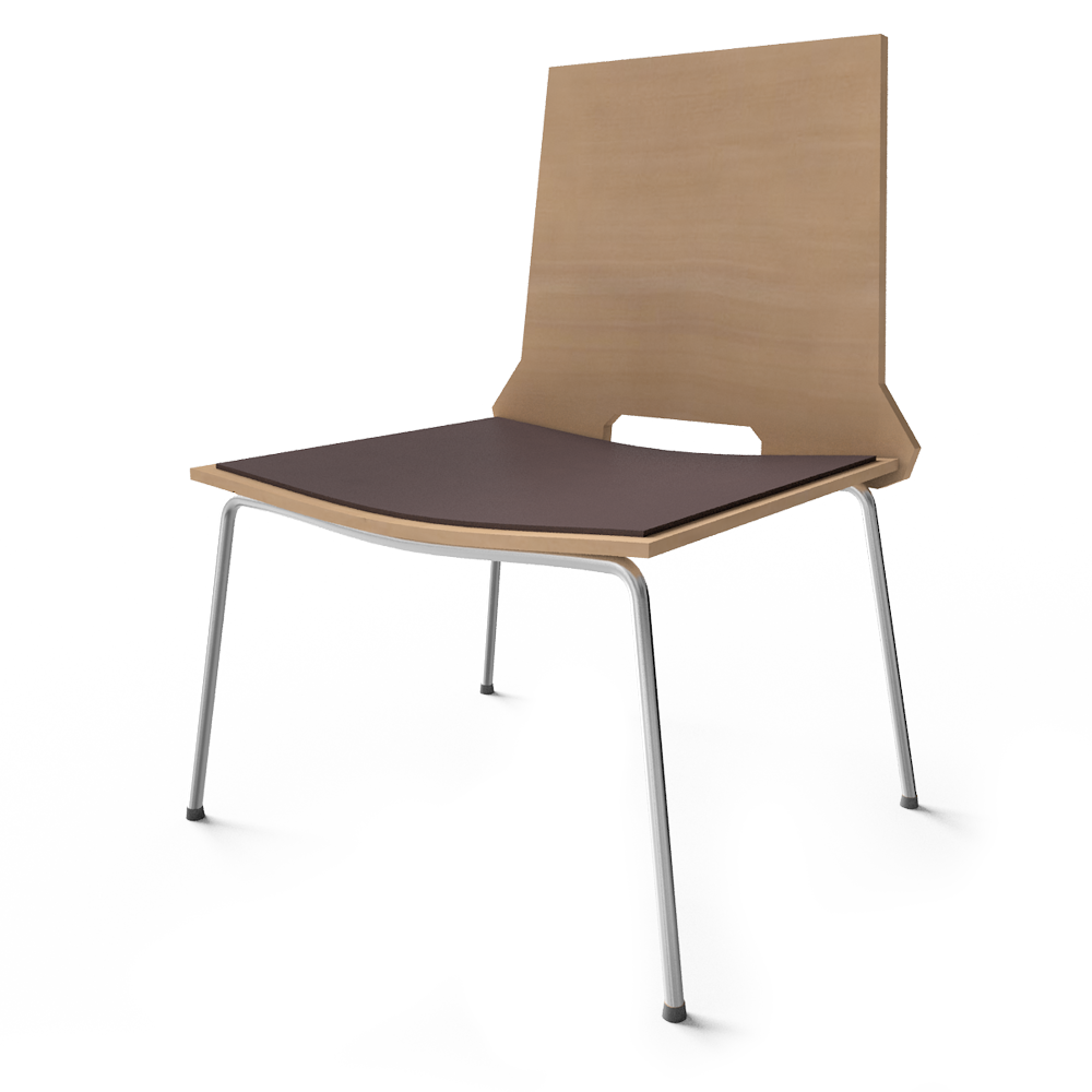 Fritz chair ikea with table chaises ikea for Chaise design plexi