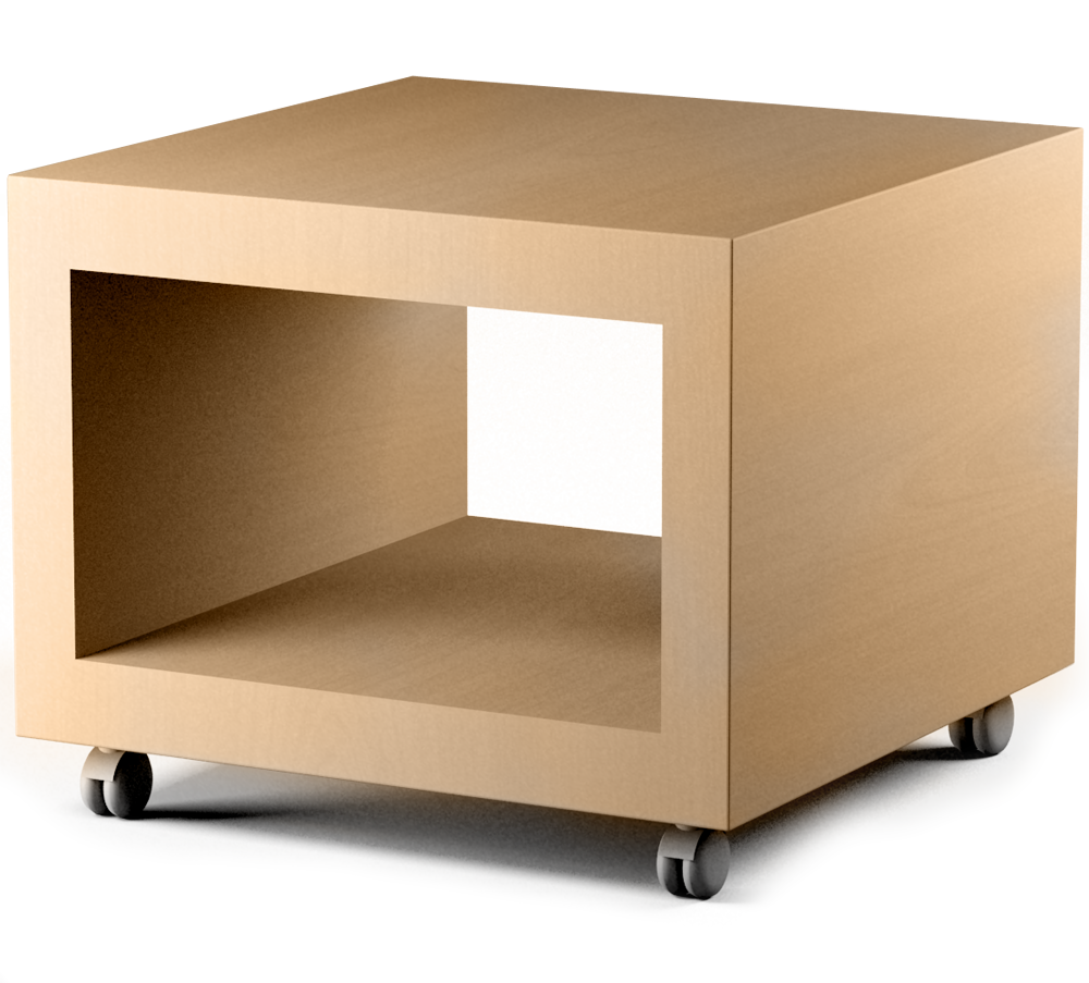 Cad and bim object lack side table wood ikea for Ikea end tables salon