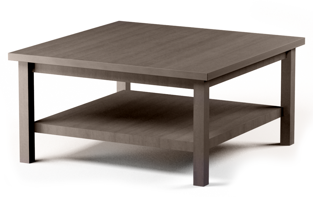 Bim Object Hemnes Coffee Table Brown Ikea