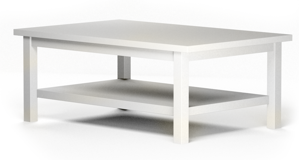 Table Basse HEMNES  3D View