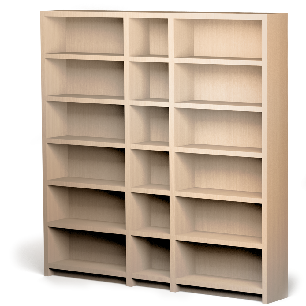 BILLY bookcase combination  3D View