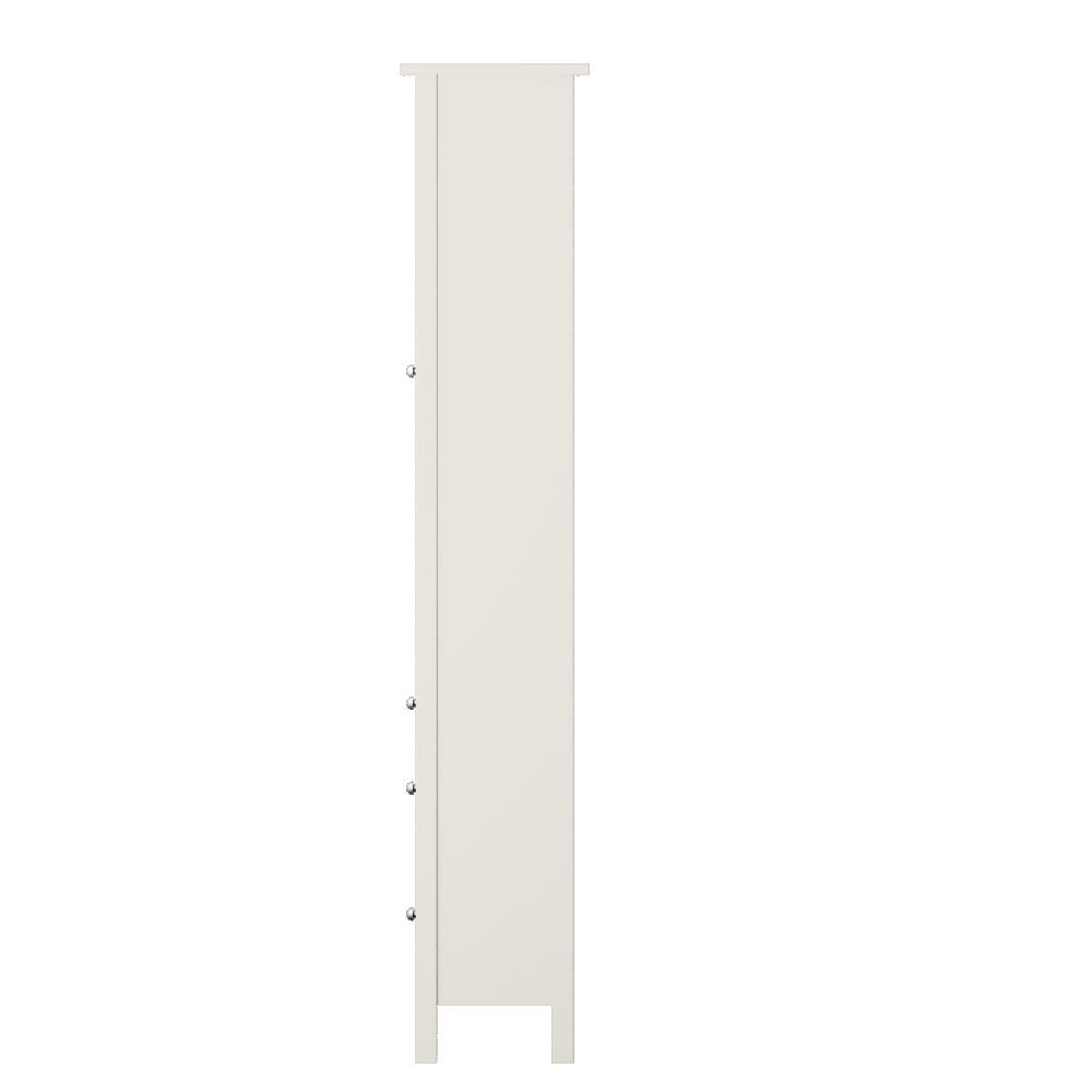 Bim Nesne Glass Door Cabinet With Four Drawers Ikea
