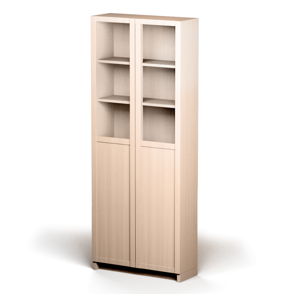 Objets bim et cao billy bibliotheque ikea - Bibliotheque billy ikea occasion ...