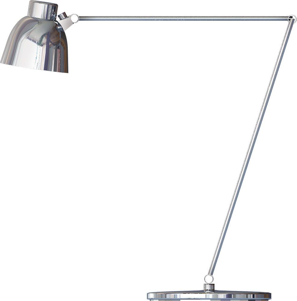 Antifoni Work Lamp  Back