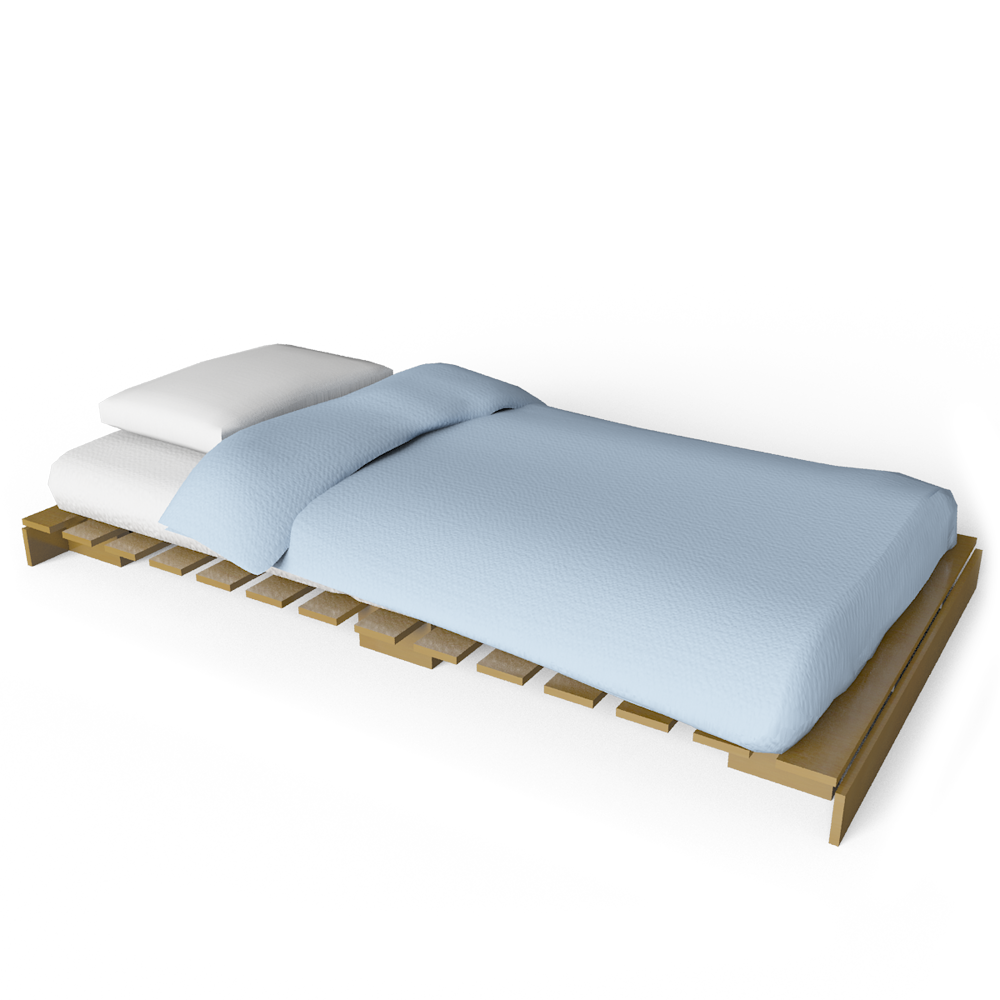 Grankulla Futon Single Bed