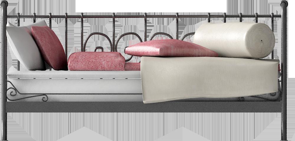 Meldal Single Bed 2  Front