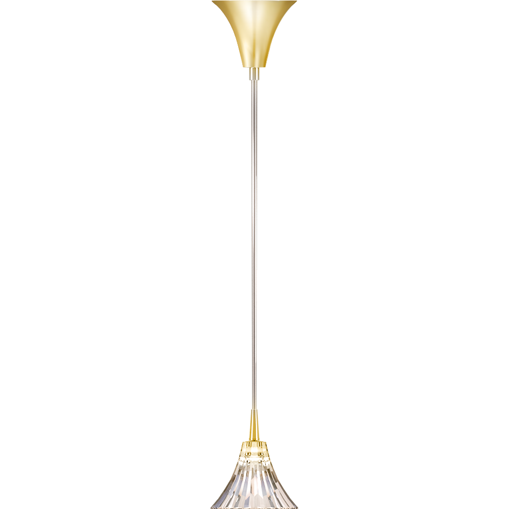 Mille Nuits Gold Mille Nuit Gold Small Ceiling Lamp  Front