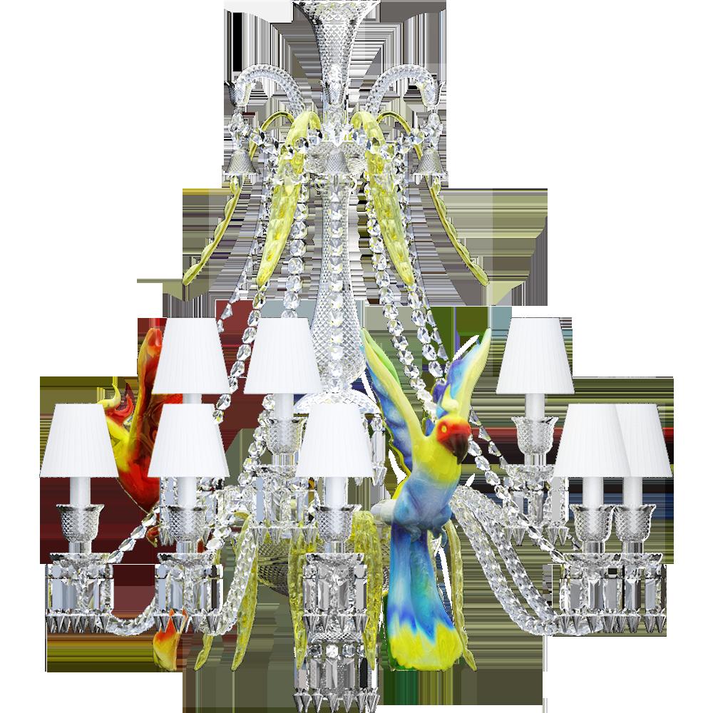Cad and bim object zenith sur la lagune chandelier with parrots zenith sur la lagune chandelier with parrots 15lleft arubaitofo Images
