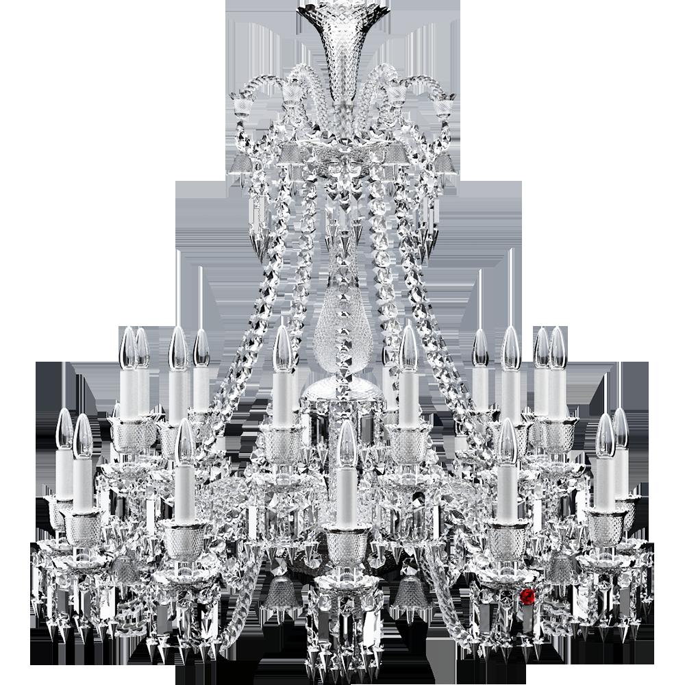 obiekt bim zenith chandelier 24l baccarat. Black Bedroom Furniture Sets. Home Design Ideas