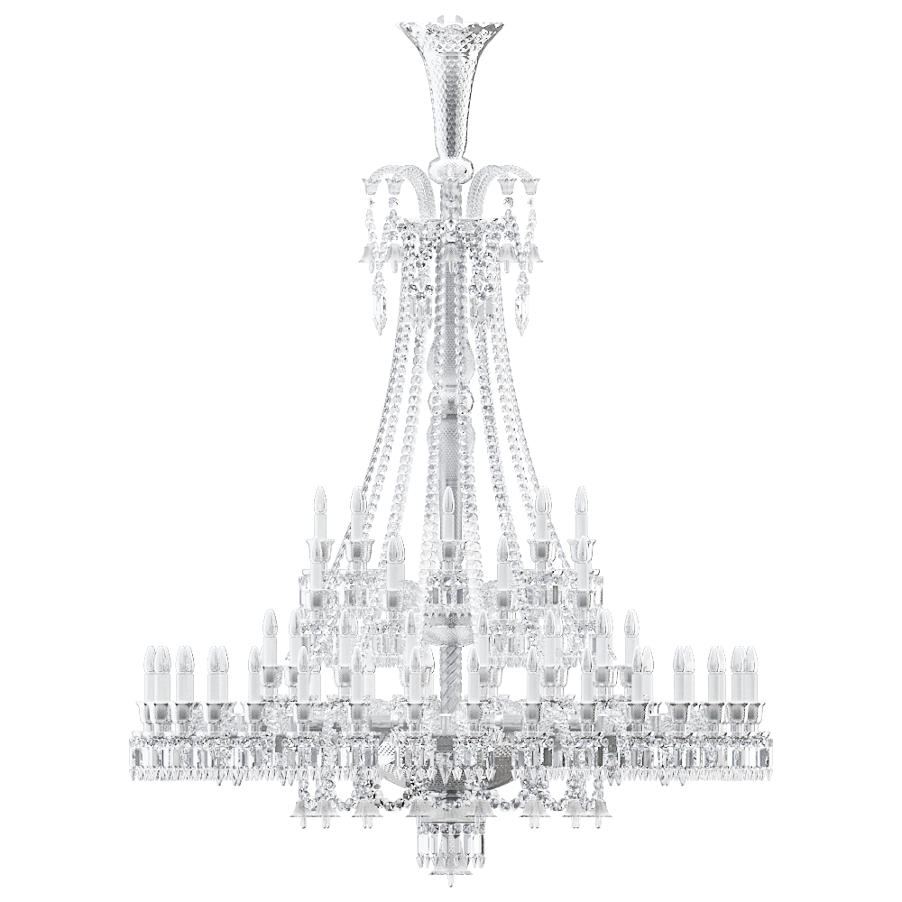 Zenith Chandelier 64L  Back