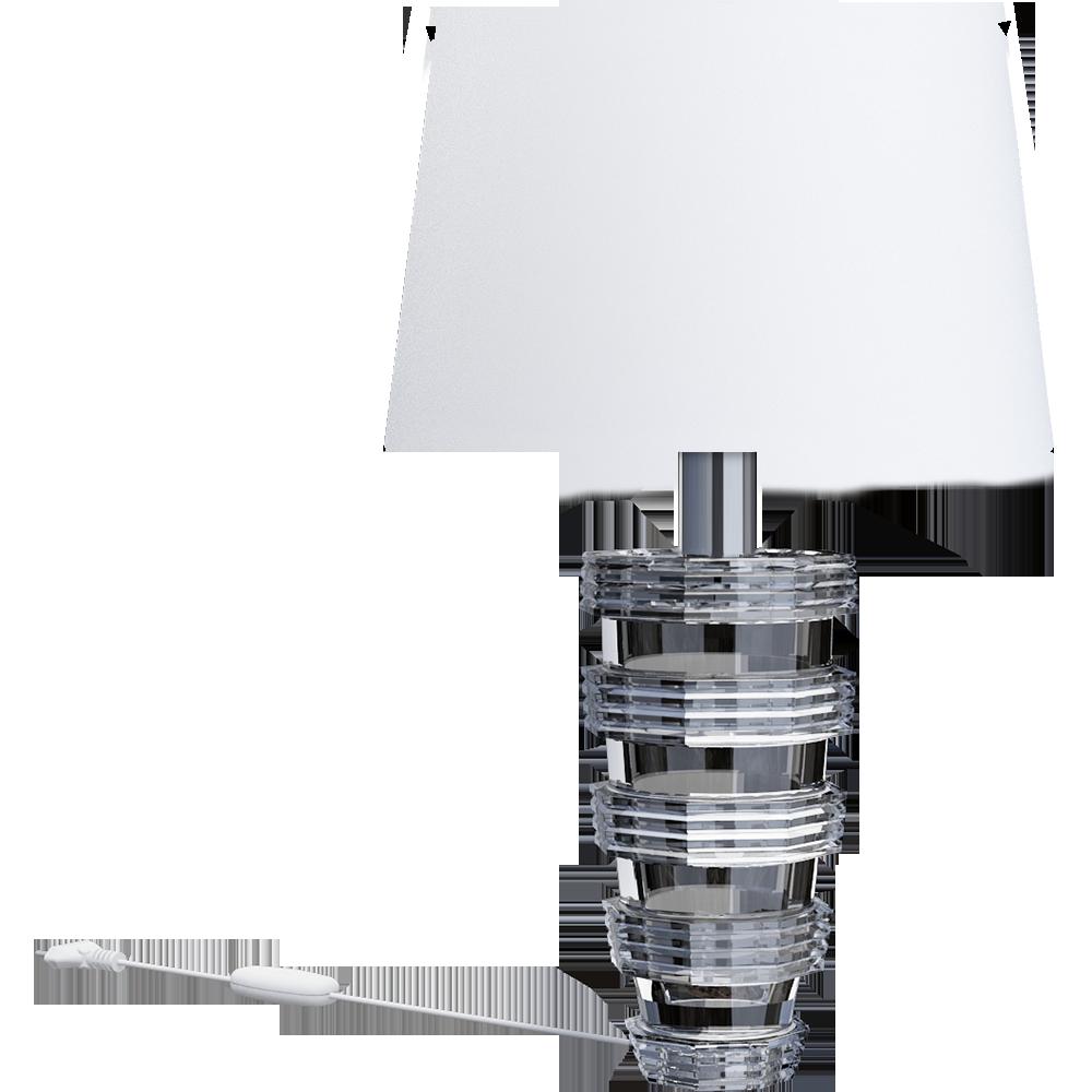 Heritage Cordon Lamp  3D View