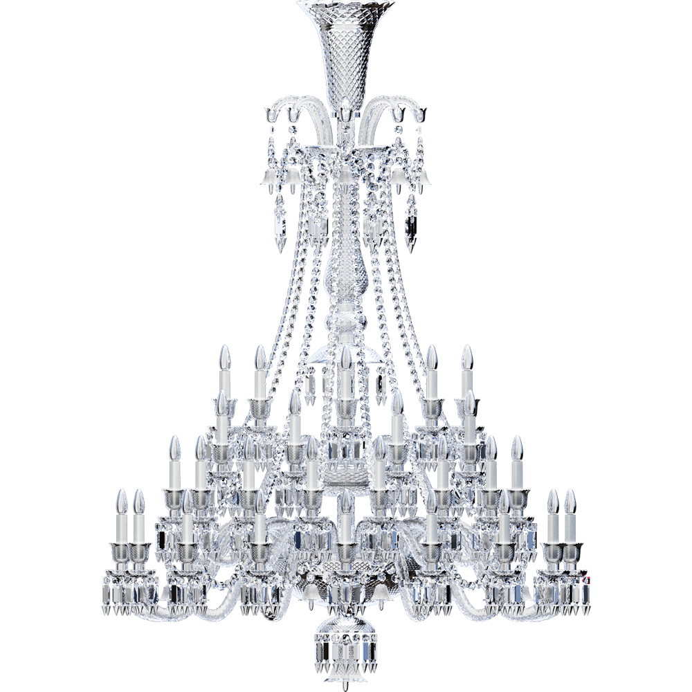 Zenith Chandelier 48L  Right