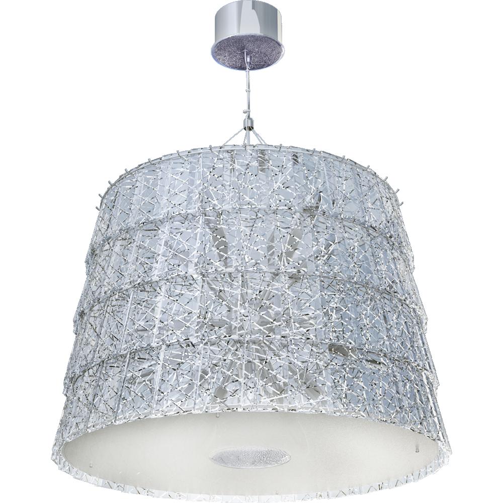 Tuile de Cristal Chandelier Large size Frozen