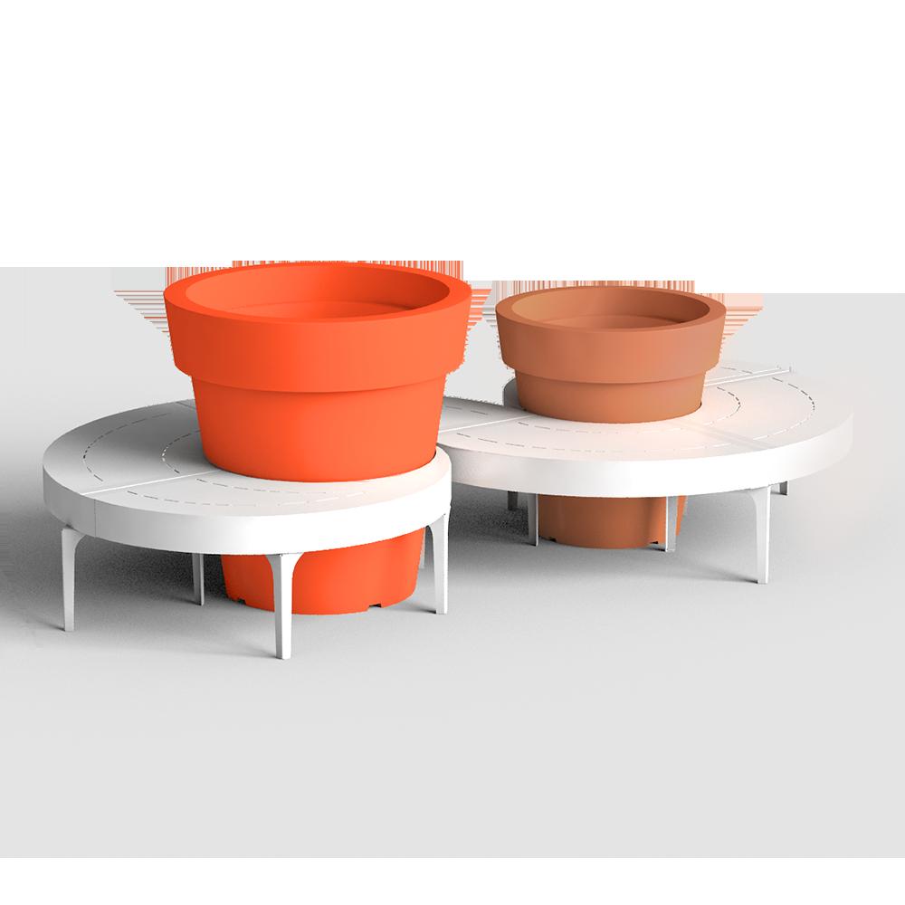 bim nesne banquette modulable a linea version c atech sas. Black Bedroom Furniture Sets. Home Design Ideas