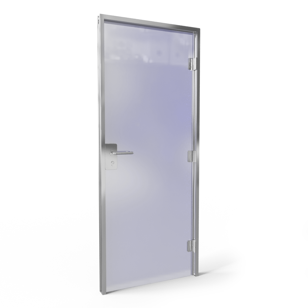 cad and bim object clip in silence door pc 1337 glassolutions. Black Bedroom Furniture Sets. Home Design Ideas
