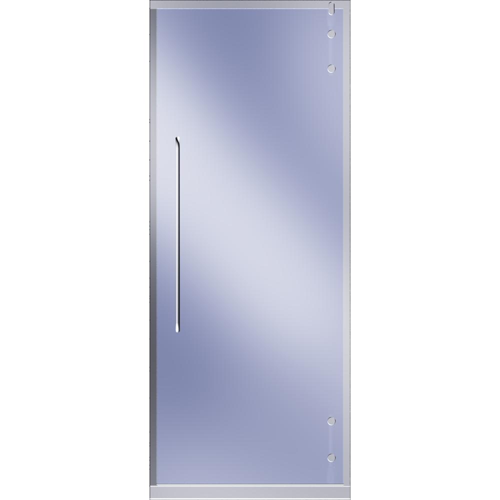 obiekt bim clip in silence door pc 1337 1 glassolutions. Black Bedroom Furniture Sets. Home Design Ideas