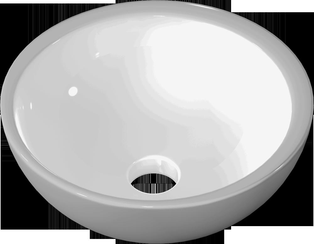 VANITY Round Bowl 32 cm  3D View