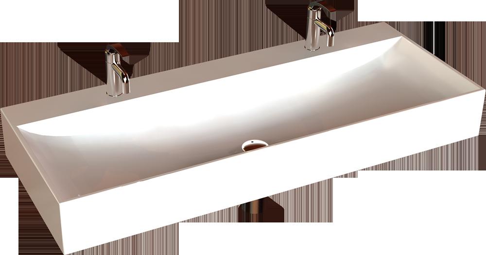 Diedro Washbasin  3D View