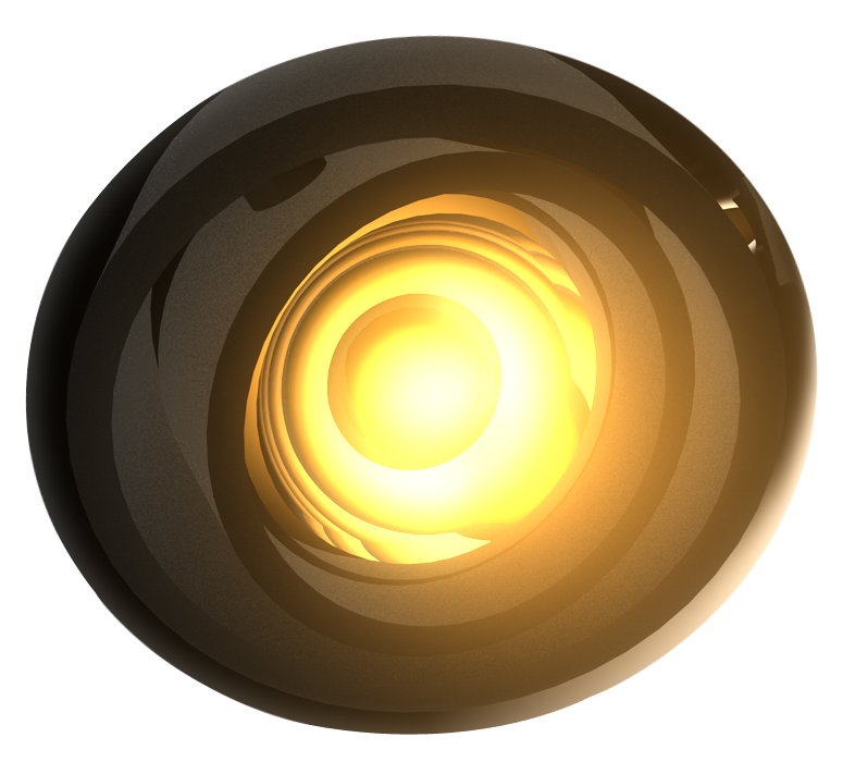 Gyro Staff  3D View