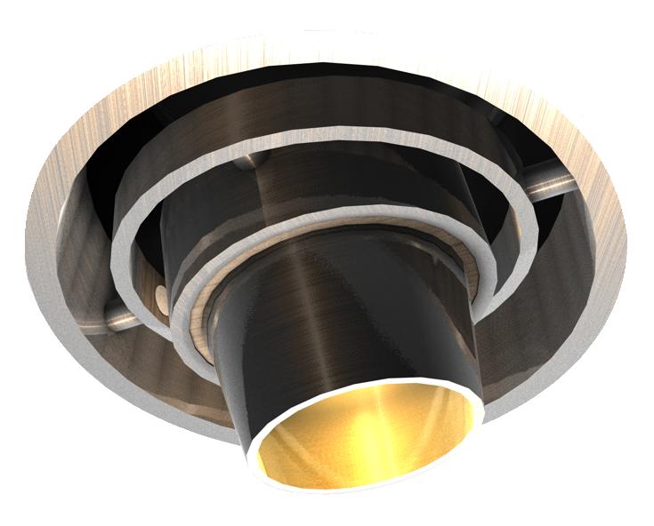 Gyro Lylac  3D View
