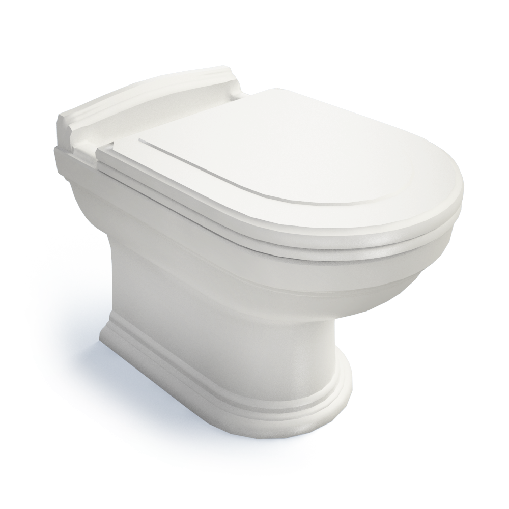 Hommage Washdown WC   Villeroy Boch. Villeroy Boch   Free CAD and BIM Objects 3D for Revit  Autocad